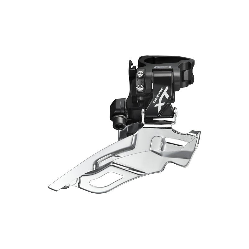 Shimano Deore XT FD-M781, 34,9mm iš viršaus/apačios