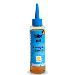Morgan Blue Bike Oil (125ml)