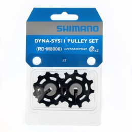 Shimano XT Dyna-SysII Pulley ratukai RD-M8000