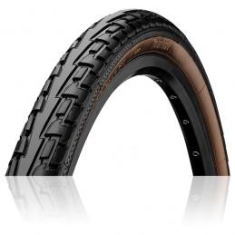 35/47-622 Continental RideTour juodos rudu šonu