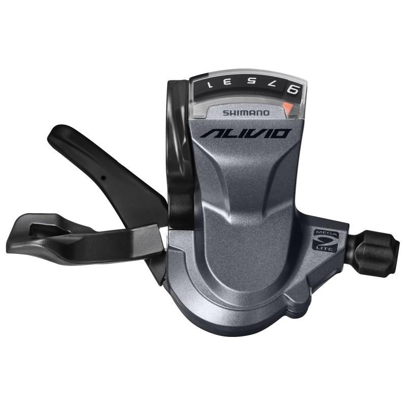Shimano SL-M4000 Alivio 3x9 pavarų