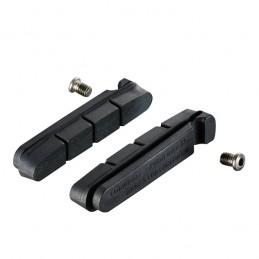 Shimano R55C3 Carbon gumos pakeitimui