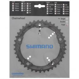 Priekinė žvaigždė Shimano 105 FC-5703 39T