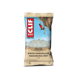 Clif bar White Chocolate...