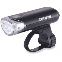 Cateye HL-EL135 LED priekinis žibintas (2xAA bat.)