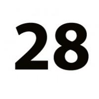 """Ratų dydis: 28"""""""