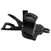 Bicycle rear gear shifters