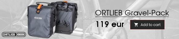 Bicycle bags ORTLIEB Gravel-Pack